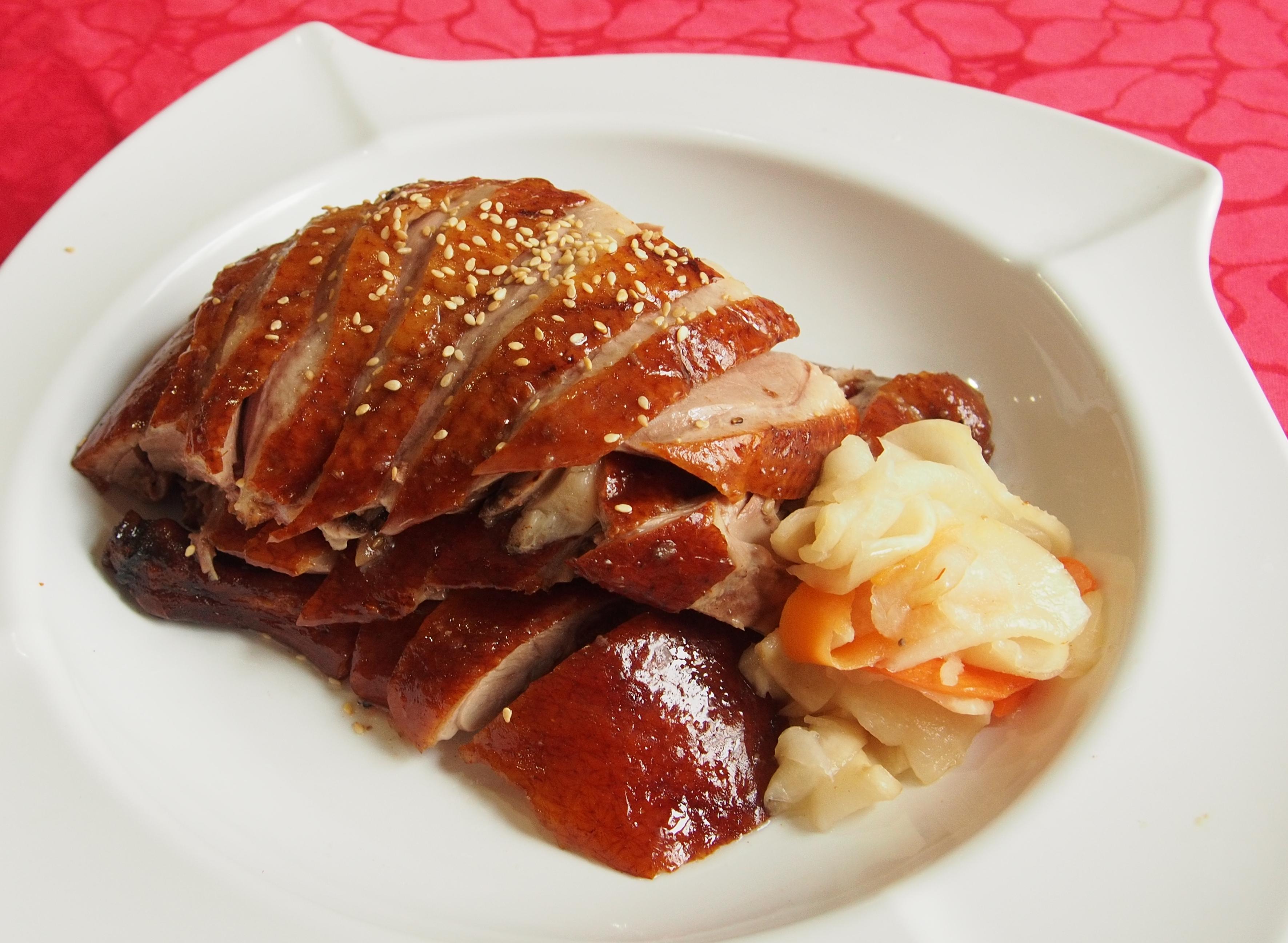烤櫻桃鴨(限量供應)